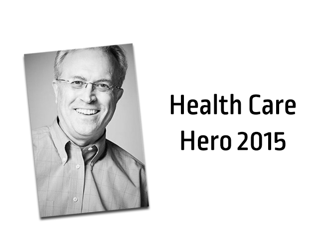 "Staff Member Named ""Health Care Hero 2015"""