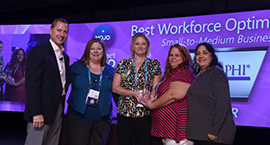 Workforce Optimization Award