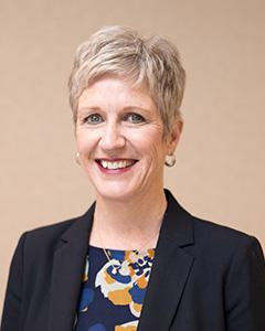 Jane Pilditch, MPA