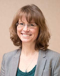 Clare Tanner, PhD, CDMTR Program Director