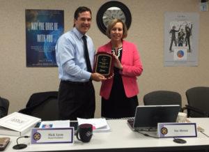 Sue Moran, Deputy Director of Population Health Administration, is Retiring