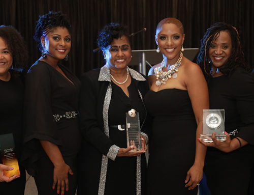 MPHI's CEO gives keynote and receives Leadership Award at the Metro Detroit Midwives of Color Gala in Detroit