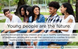 MPHI Leads Project Evaluation for Connected: An Initiative for Adolescent Mental Health