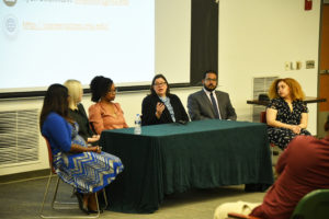 MPHI Sr. Human Resources Specialist, Tracy Thompson, Participates in Panel for the Summer Research Opportunities Program (SROP)