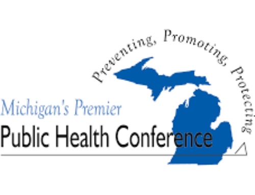 Michigan Overdose Data to Action Program Coordinator Jan K. Fields presents at Michigan Premier Public Health Conference