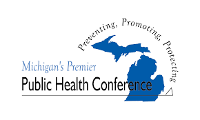 Michigan's Premier Public Health Conference Logo
