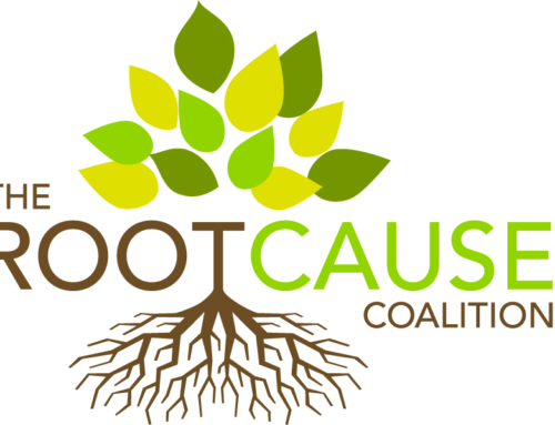 MPHI's Stephanie Johnson represents DASH and the All In: Data for Community Health network at Root Cause Coalition