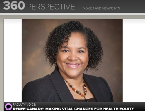 MPHI CEO Dr. Renée Branch Canady featured in MSU Today 360 Perspective