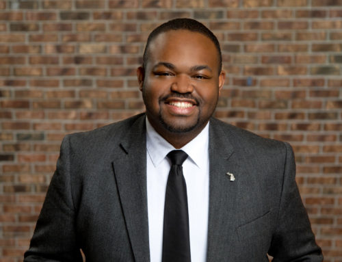 Dondré D. Young, Special Projects Coordinator at MPHI, appointed to the Protect Michigan Commission by Governor Whitmer