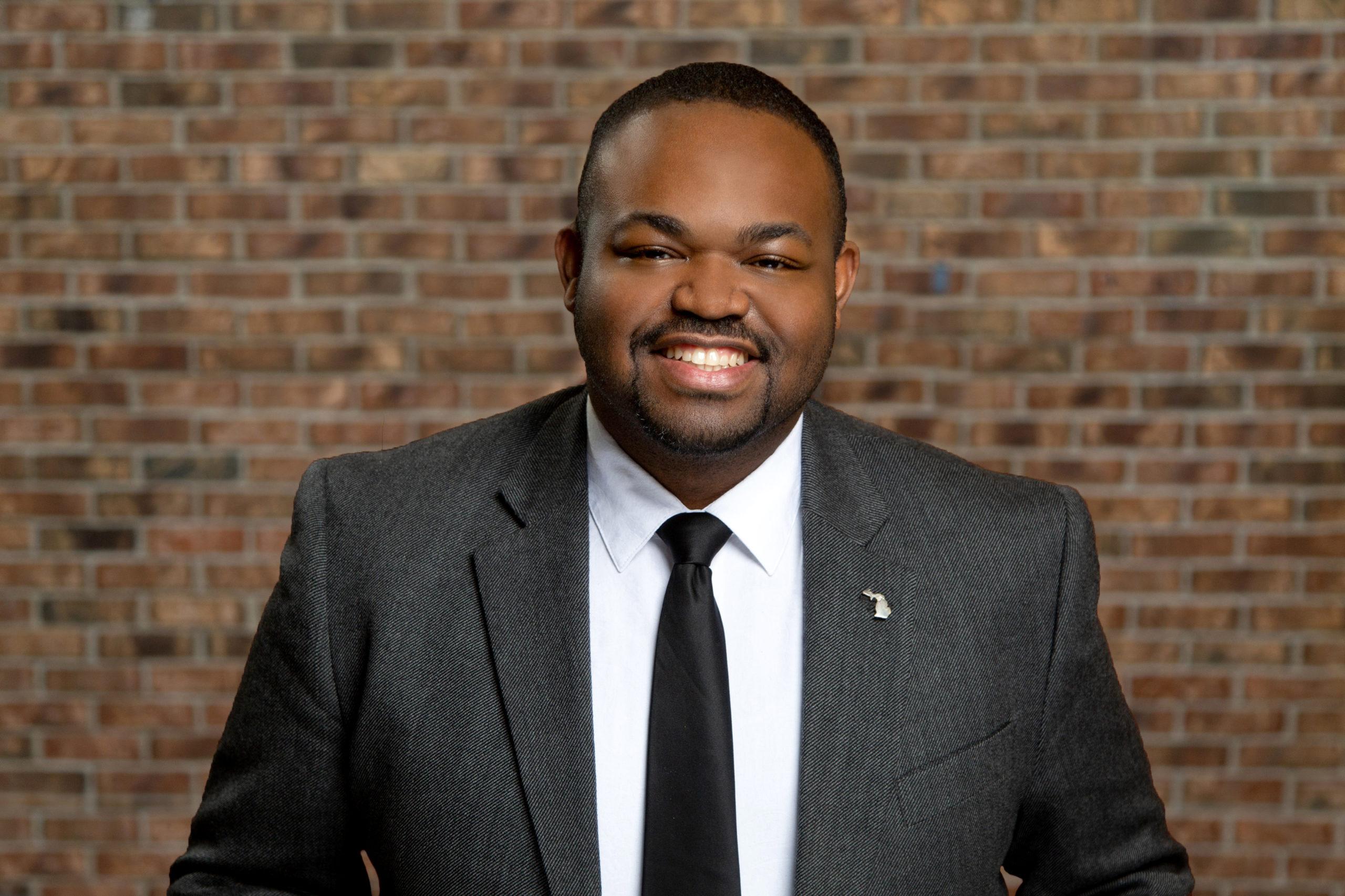 Dondré D. Young, special projects coordinator at MPHI