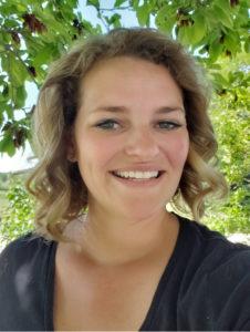 headshot of Brittney Spitzley, MPH