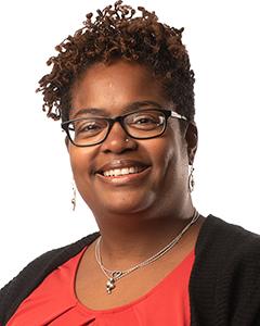 Ebony Reddock, Senior Evaluation Consultant
