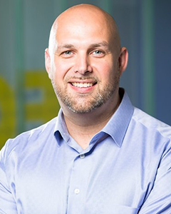 Ryan Rowe, MA, Outreach and Engagement Manager
