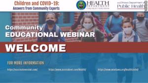 MPHI Supports Ottawa & Kent County Webinar: Children and COVID-19