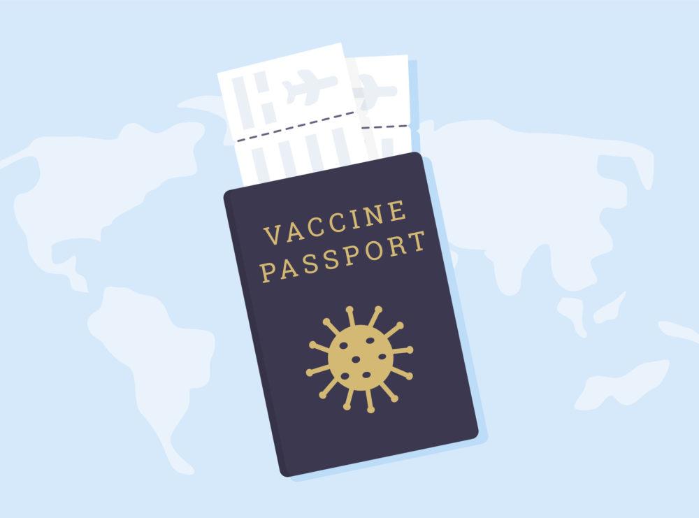 image of COVID-19 Vaccination Passport