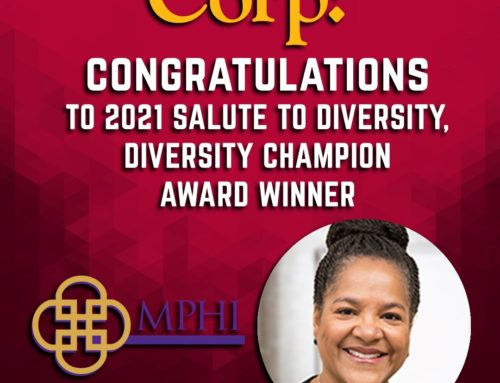 MPHI Recognized as Diversity Champion